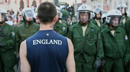 Berlin beefs up security for England football friendly