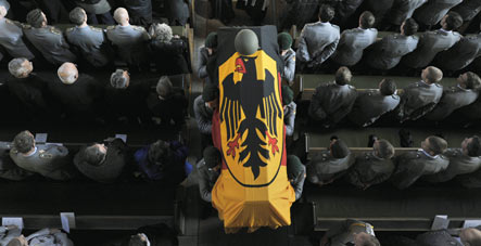 Military bishop says Germans don't support troops
