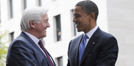 Steinmeier to visit Iraq in sign of support for Obama
