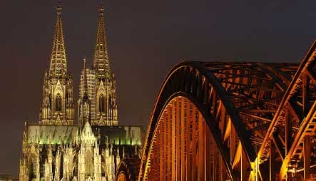 Cologne Cathedral named Germany's top tourist site