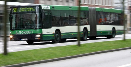 Man beats bus driver over 'driving style'