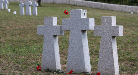 Town wants Russian help with WWII killings