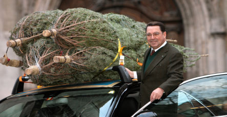 German pope gets special Bavarian Christmas delivery