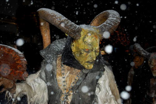 Krampus is coming: Bavaria's scary Christmas tradition