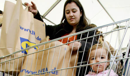 German women considered better at building Ikea furniture