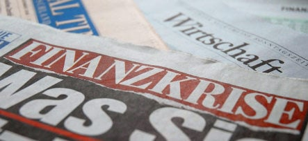 'Finanzkrise' German word of the year