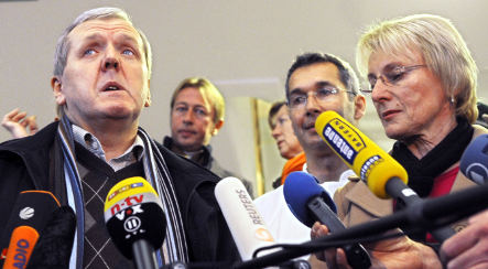 Passau police chief released from hospital