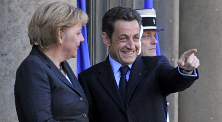 Berlin and Paris call for world financial reforms