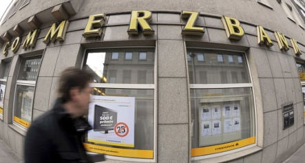 Commerzbank to be partially nationalised
