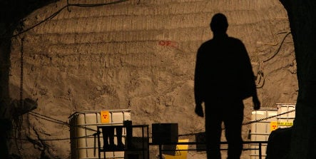 Asse nuclear waste storage mine 'may not be fixable'