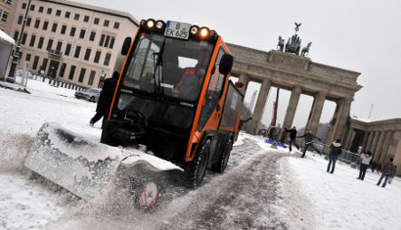 Germany faces deep freeze and snow