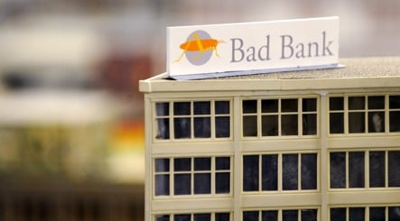Taxpayers to foot huge 'bad bank' bill