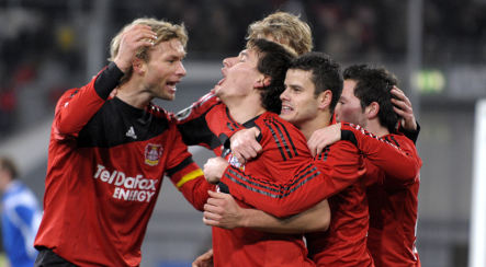 German Cup quarter-finalists ready for battle