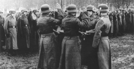 Court rules SS veteran too old for Nazi war crimes trial