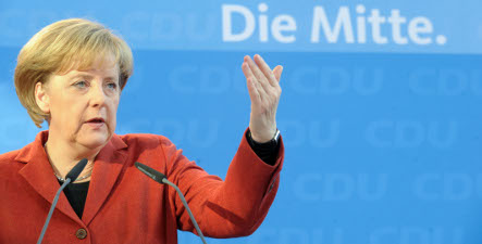 Merkel's coalition grapples with stimulus plan as elections loom