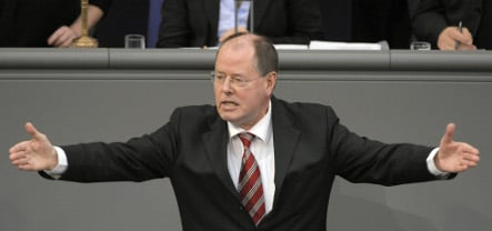Steinbrück calls for lower entry tax rate