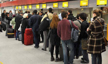 Strike at Berlin airports causes delays