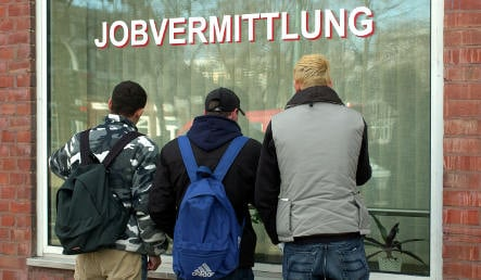 One-fourth of employable German youths on welfare