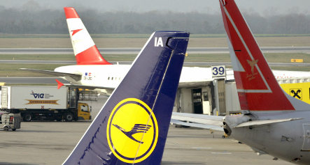 Lufthansa balks at paying more for Austrian Airlines