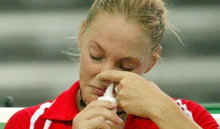 Thousands of Germans addicted to nose spray