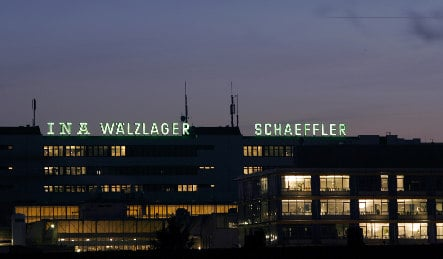 Auto parts family Schaeffler worked with Nazis