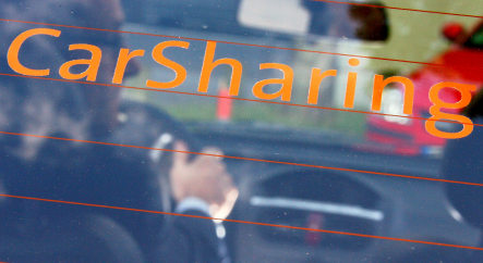Car sharing gaining traction in Germany