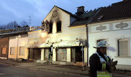 Mother and three children die in fire