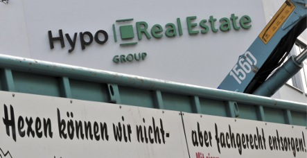 Hypo Real Estate gets €10 bln in guarantees
