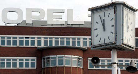 Germany to work with US to try to save Opel
