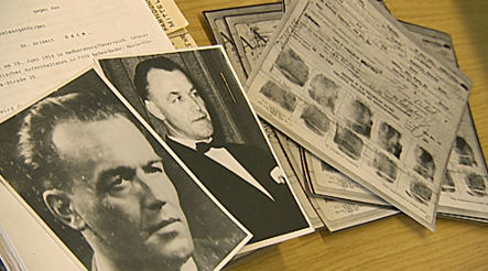 Police to identify Nazi 'Doctor Death' remains
