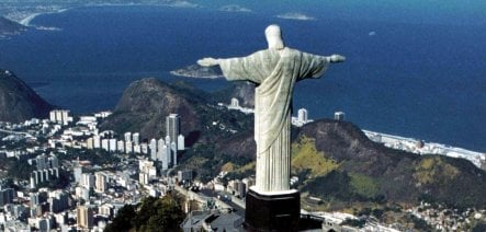 Bavarian towns hoping to claim huge cement Jesus statue
