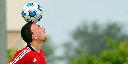 Bayern dig in for fight over Ribery