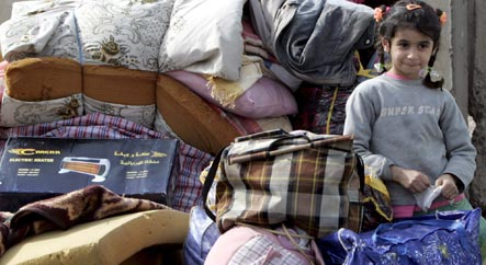 Germany welcomes new wave of Iraqi refugees