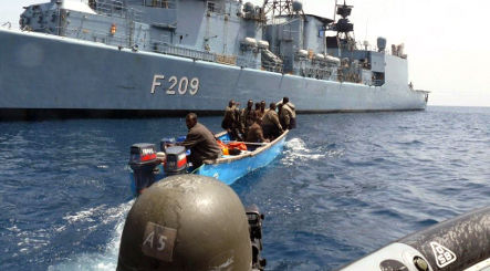 Germany files charges in latest Somali pirate case