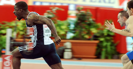 Berlin athletics meet to allow UK's Chambers to compete