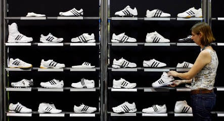 Adidas warns of difficult times after posting 2008 profit