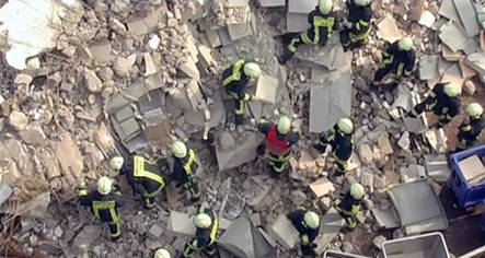 One body found in Cologne archive rubble