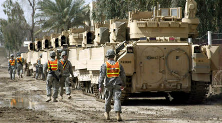 US soldier faces court on Iraq murder charges