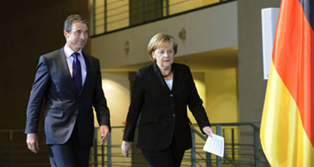 Berlin said to back Rasmussen for NATO