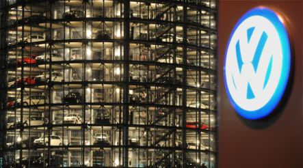 VW races to overtake GM and Toyota