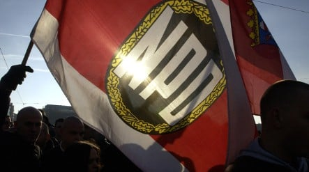 Neo-Nazi NPD party near financial collapse