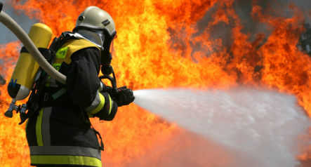 Fire fighting voted most trusted profession in Germany