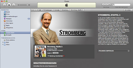 iTunes launches movie downloads in Germany