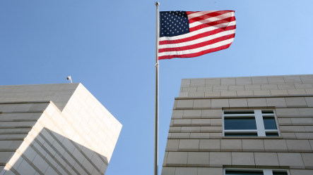 Worker at US Embassy in Berlin commits suicide