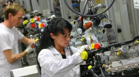 11 million German jobs vulnerable to outsourcing