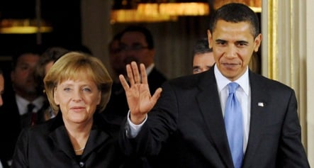 Obama – Merkel relations thaw as NATO pledges more troops
