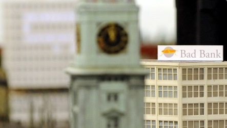 Berlin hammers out 'bad bank' plan
