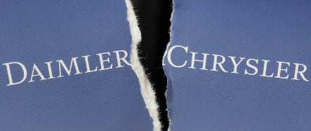 Daimler bails out on Chrysler stake and forgives debt