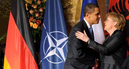 Obama planning to visit Germany soon