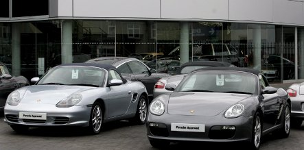Report says cash-strapped Porsche needs further billions